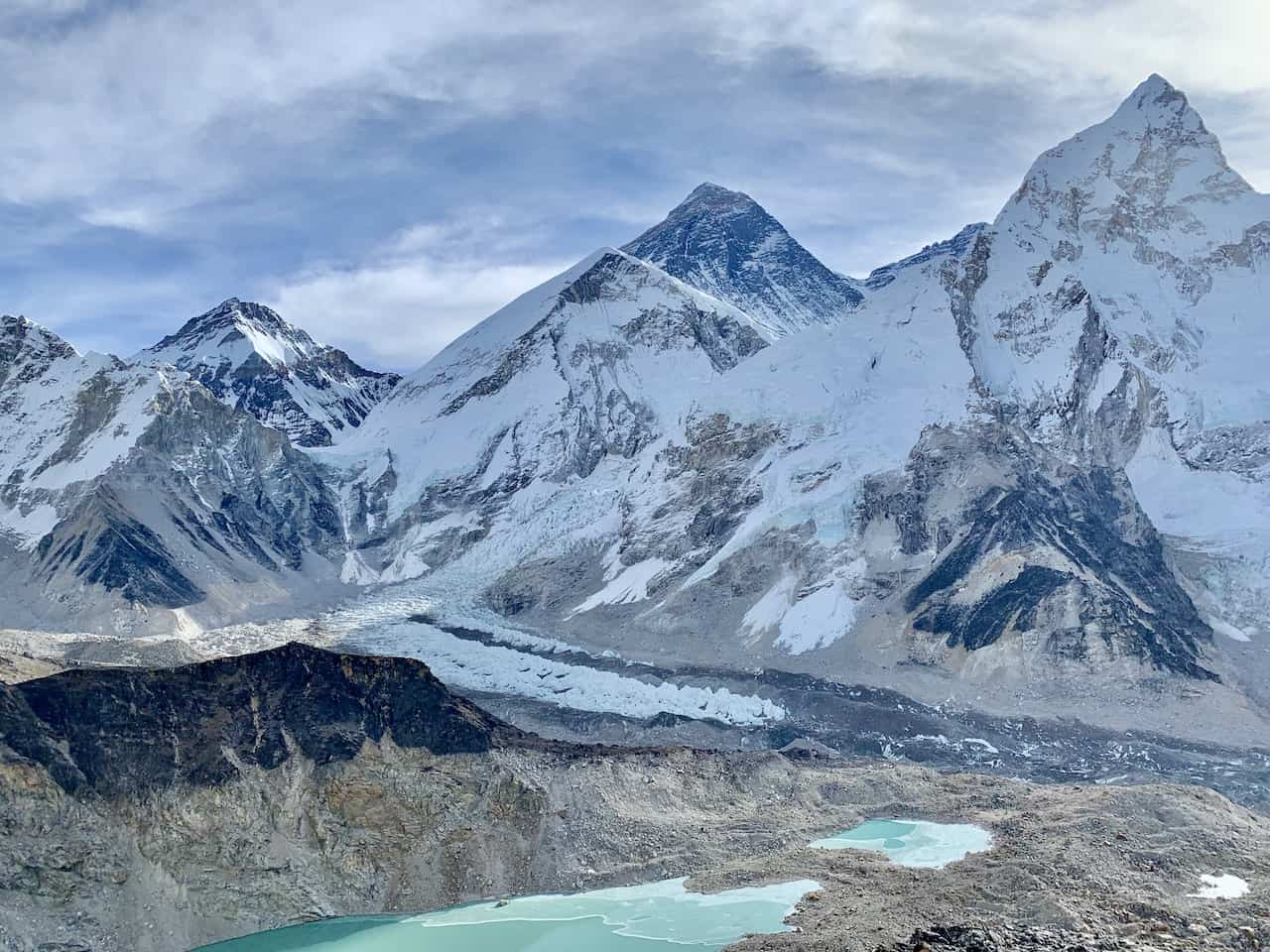 Mount Everest View Kalapathar
