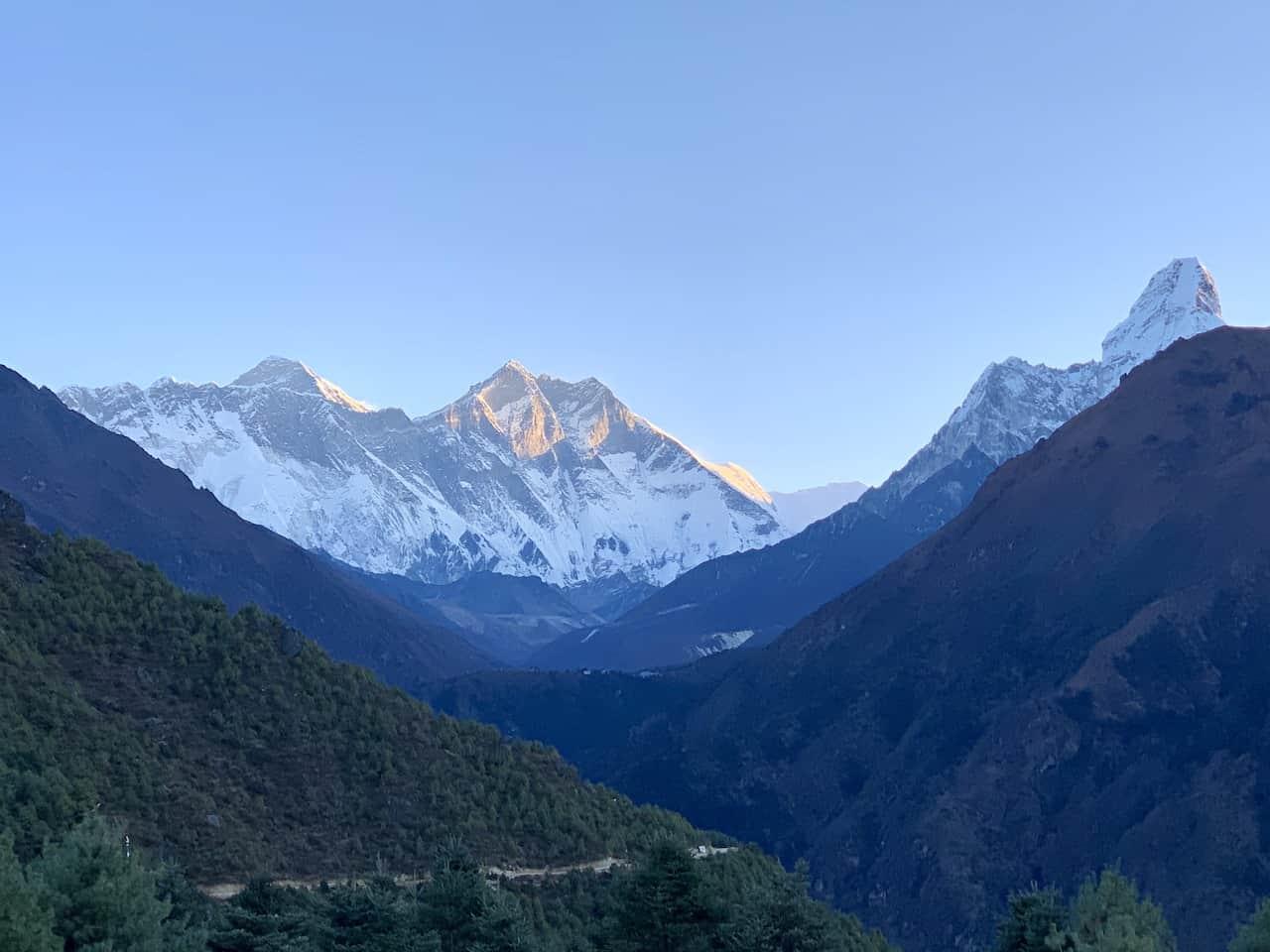 Mount Everest View Sagamartha National Museum