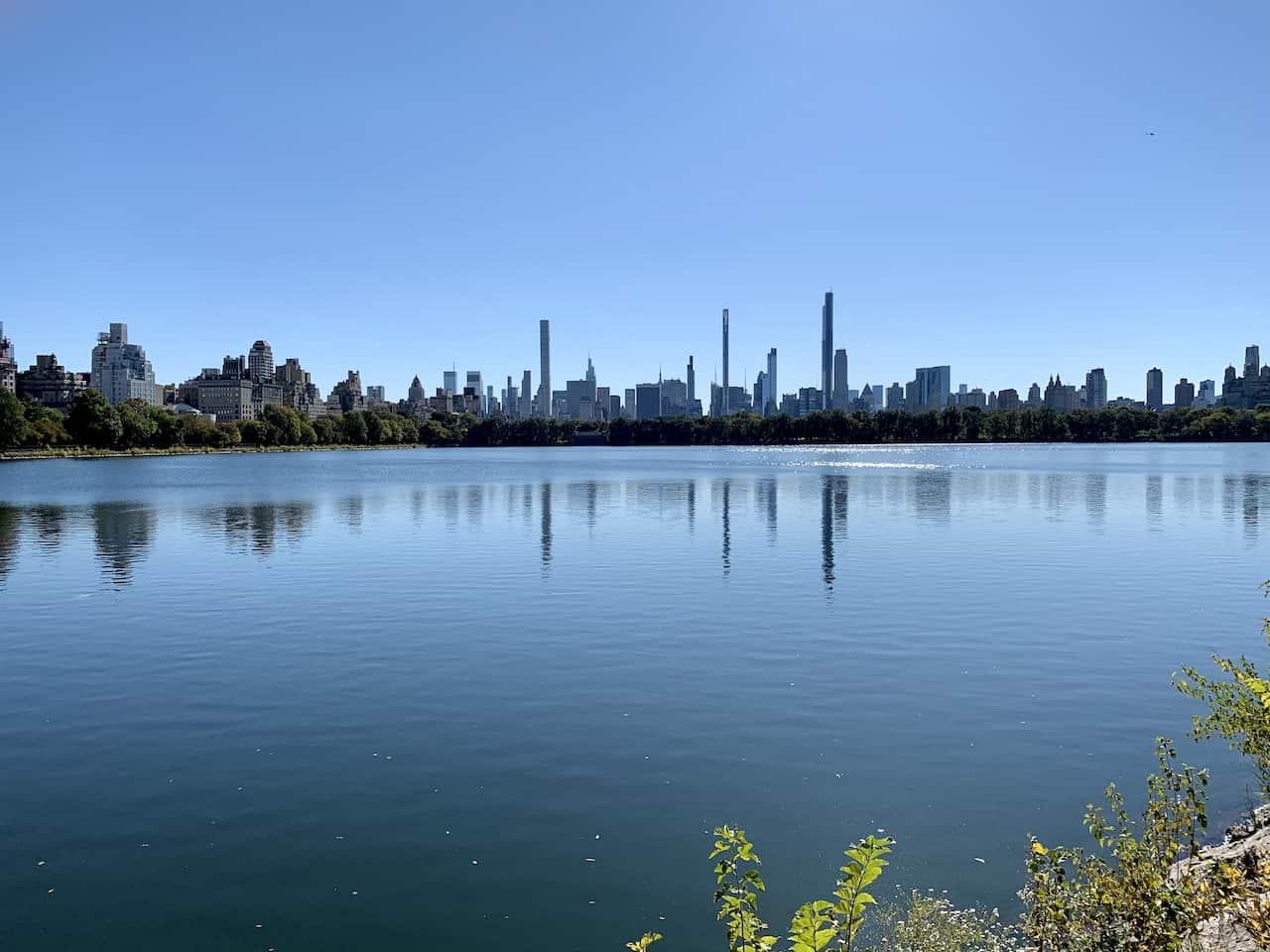 The Reservoir Central Park Trails