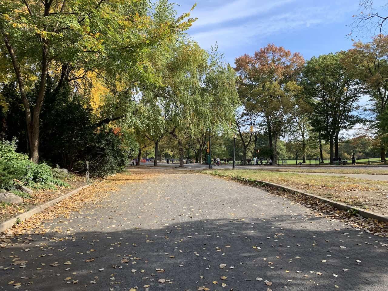 West Drive Bridle Path