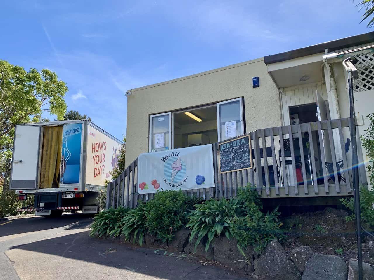 Whau Cafe Auckland
