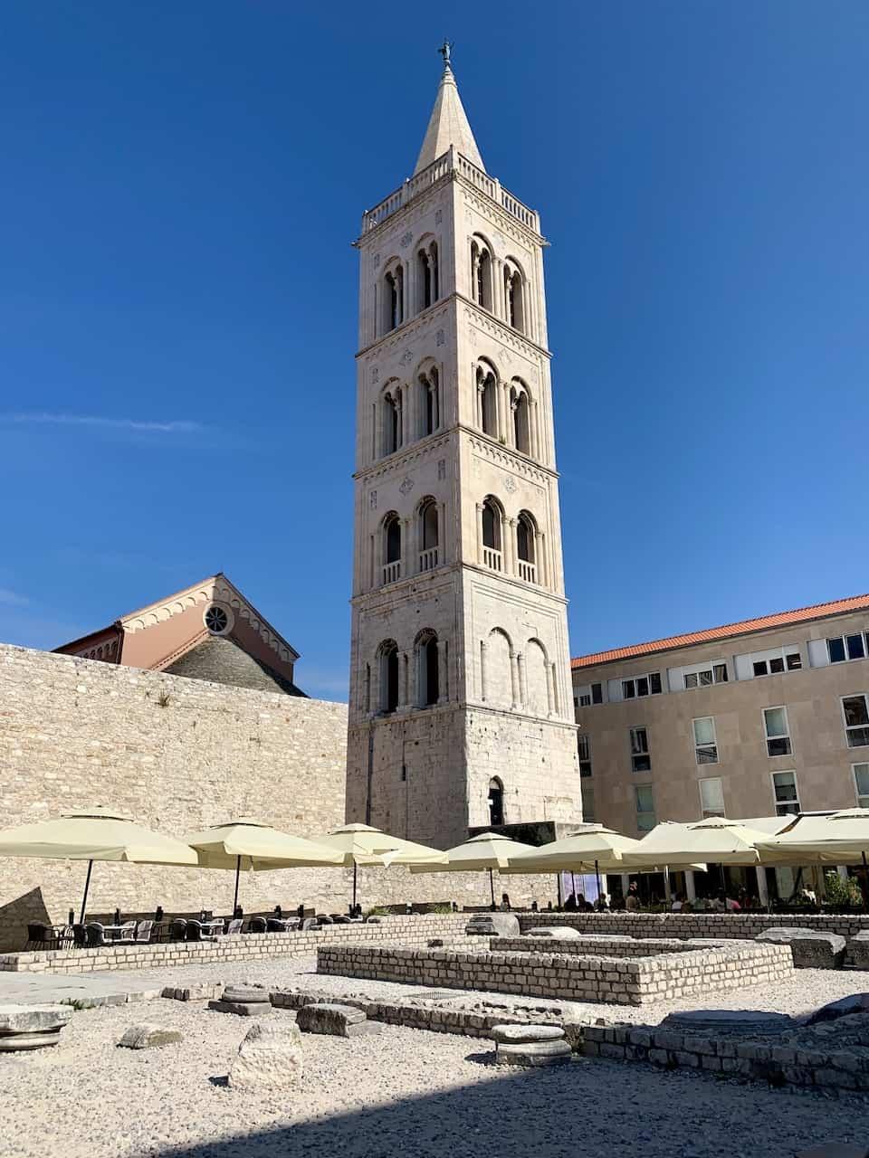 Bell Tower Zadar