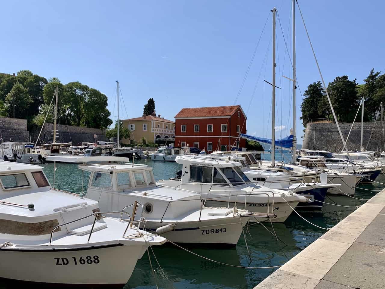 Fosa Harbor