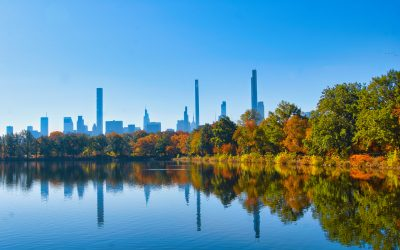 The Central Park Reservoir Loop Running & Walking Path