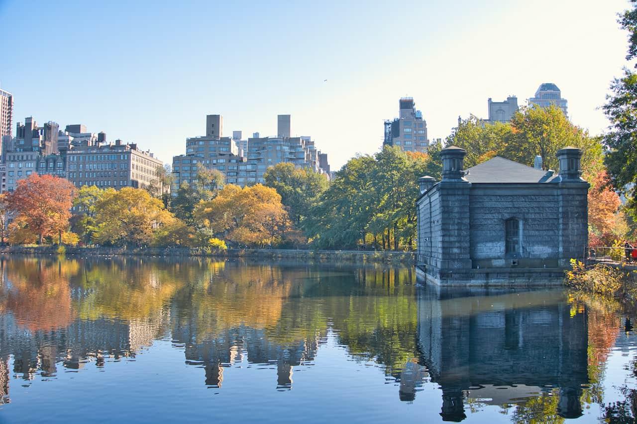 New York City Reservoir