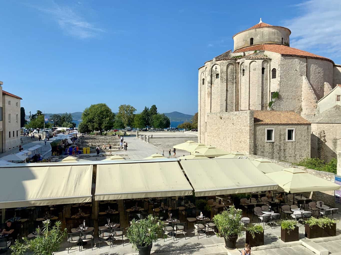 One Day in Zadar Itinerary | 10 Things To Do in Zadar