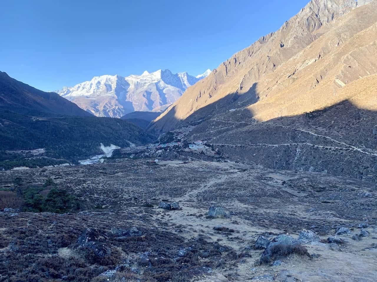 Pangboche Village Nepal