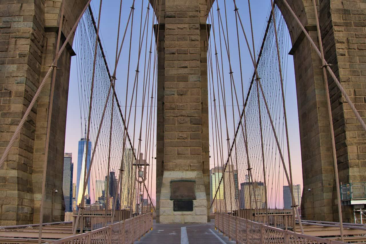 Brooklyn Bridge Lanes