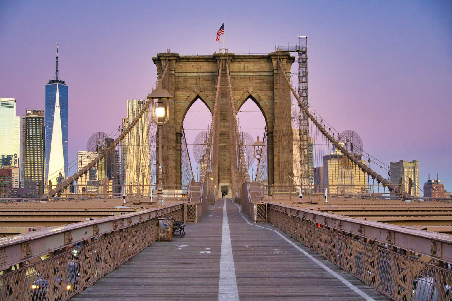 Brooklyn Bridge Walk
