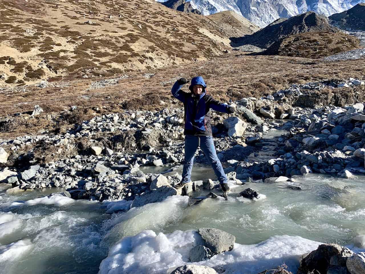 Chukhung River