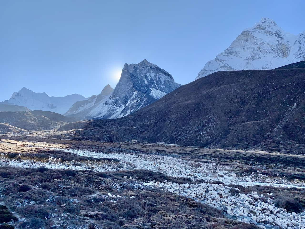 Dingboche Sunrise