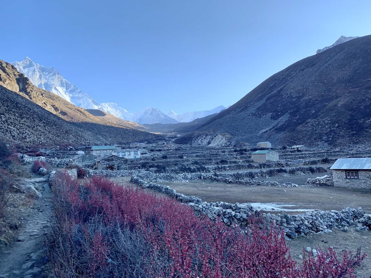 Dingboche Village Trek