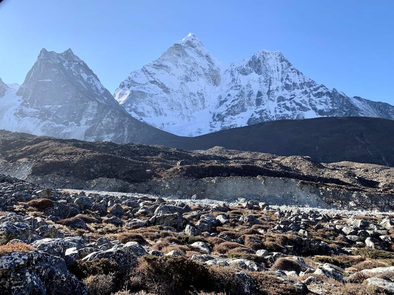 Dingboche to Chukhung Trekking