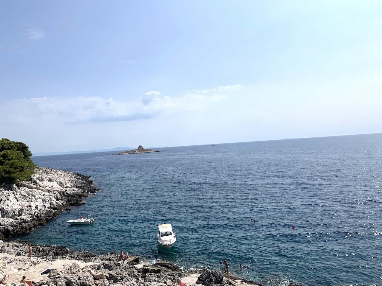 Hvar Adriatic Sea