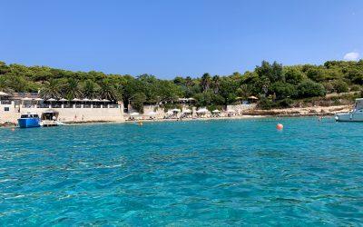Exploring the Pakleni Islands by Boat | A Hvar Boat Rental Guide