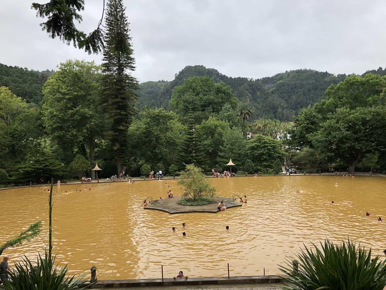 Parque Terra Nostra Azores