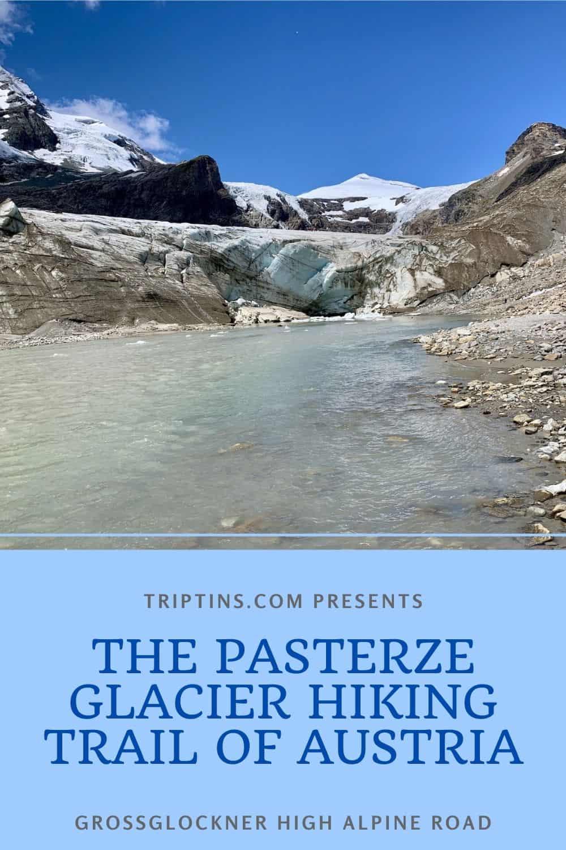 Pasterze Glacier Hiking Austria
