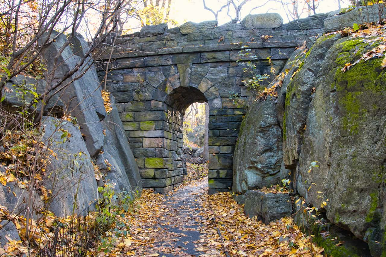 The Ramble Stone Arch