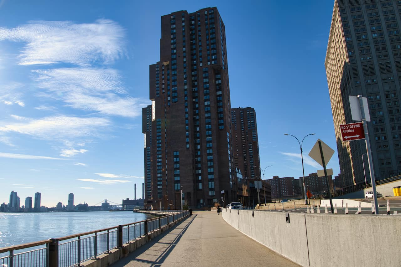 East River Pathway