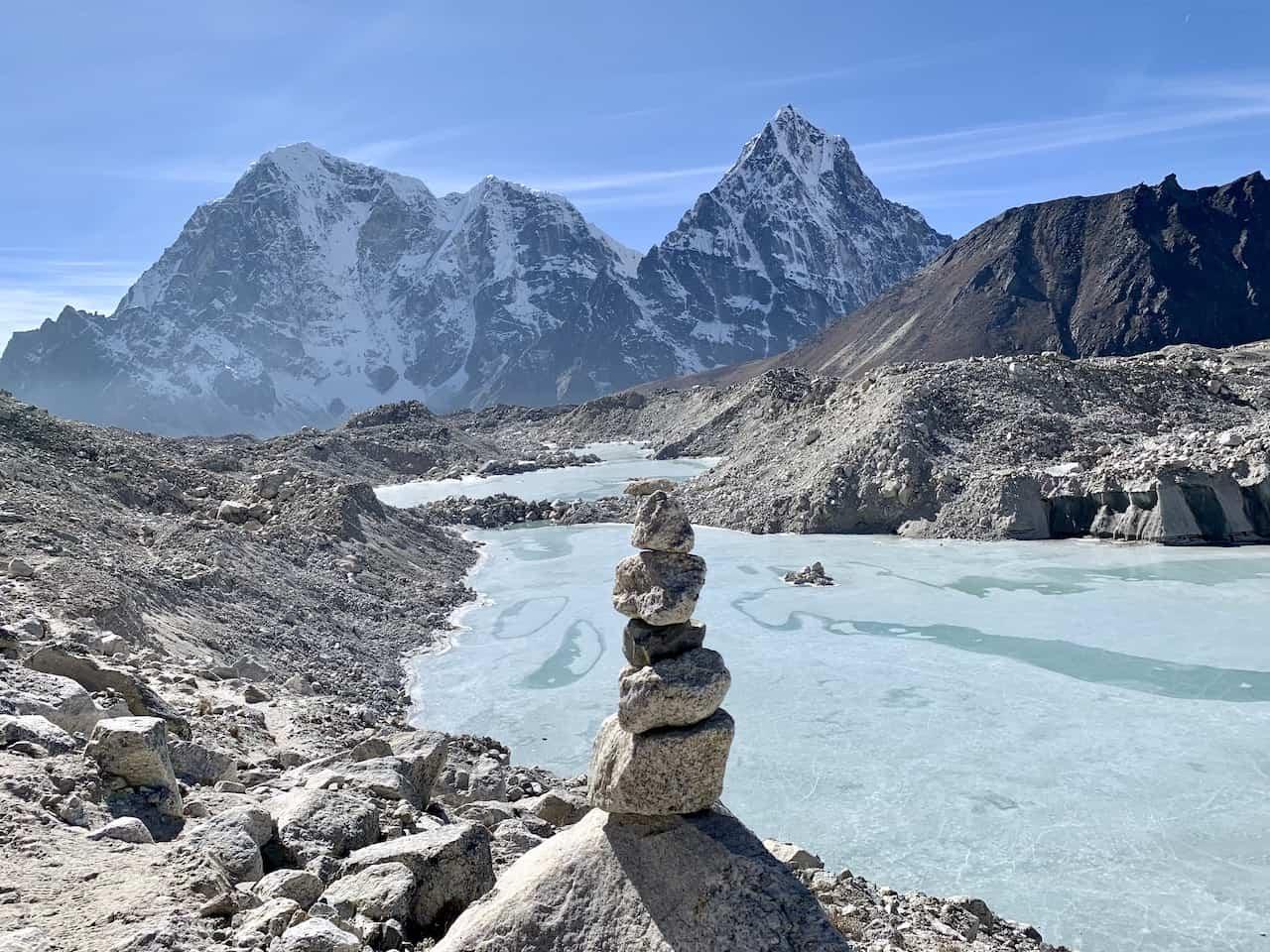 Khumbu Glacier Hike to Lobuche