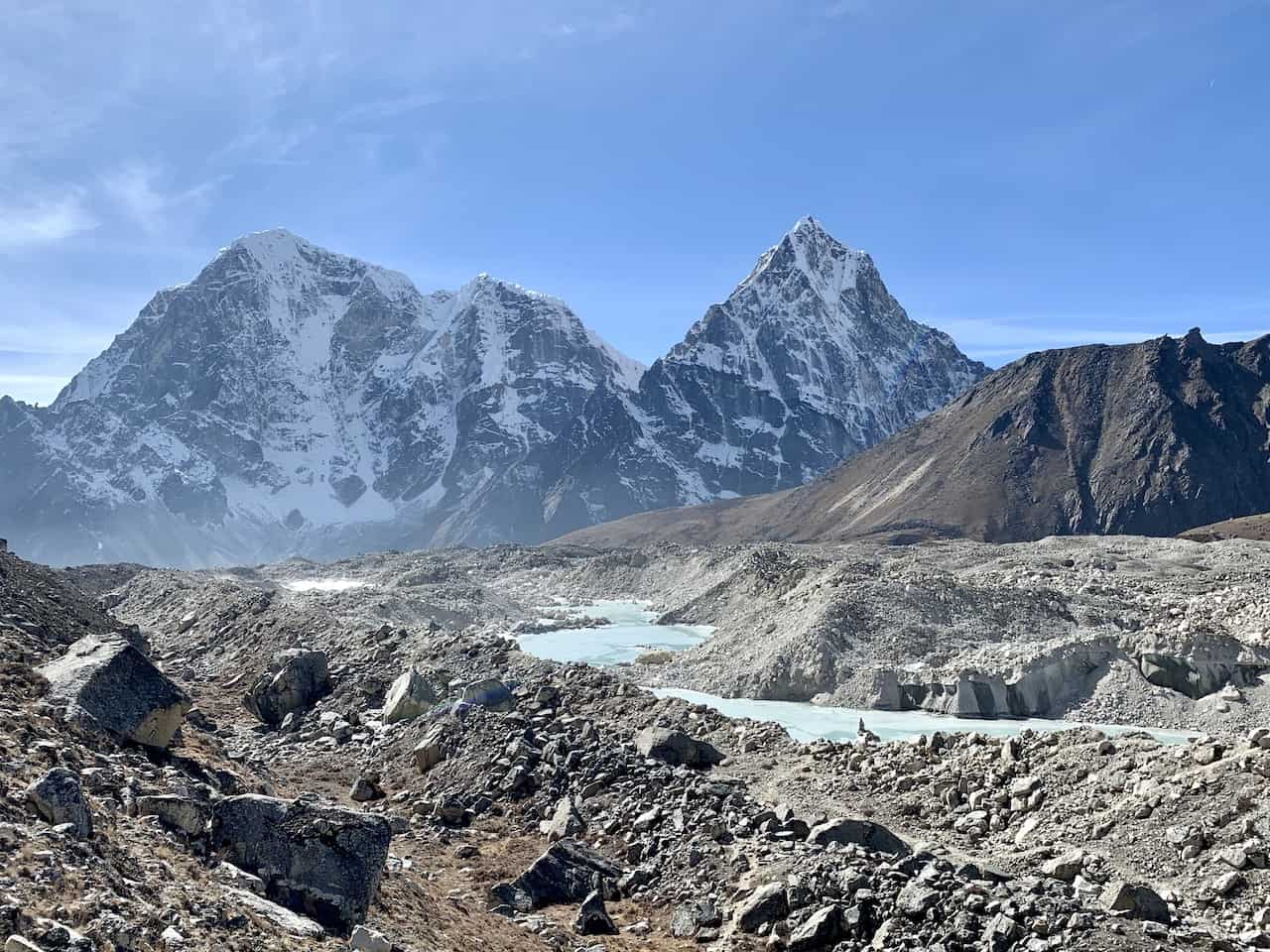 Khumbu Glacier Hike