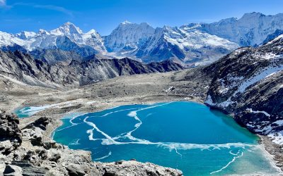 Hiking the Kongma La Pass Trek of the Himalayas