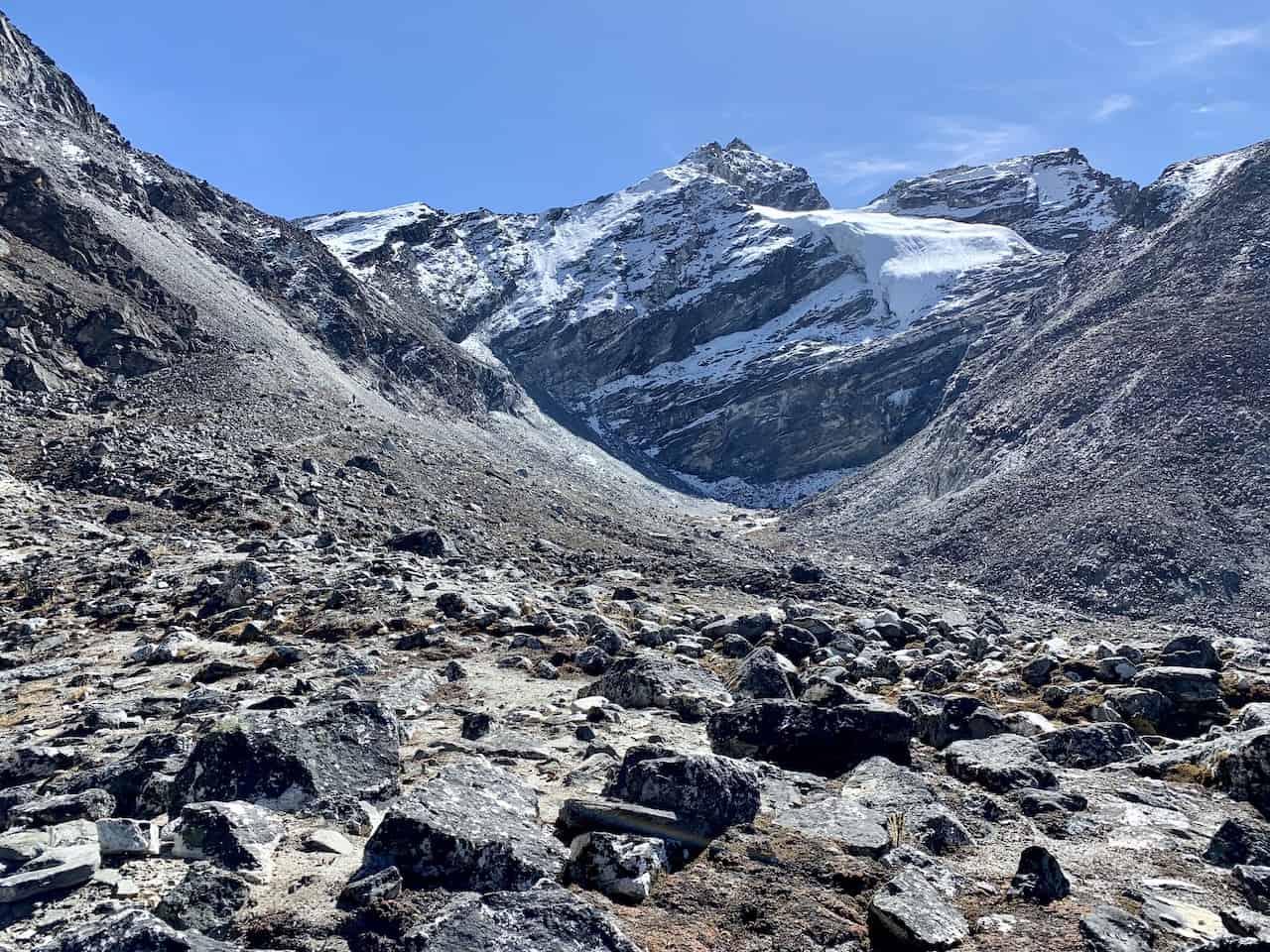 Kongma La Pass Downhill Trail