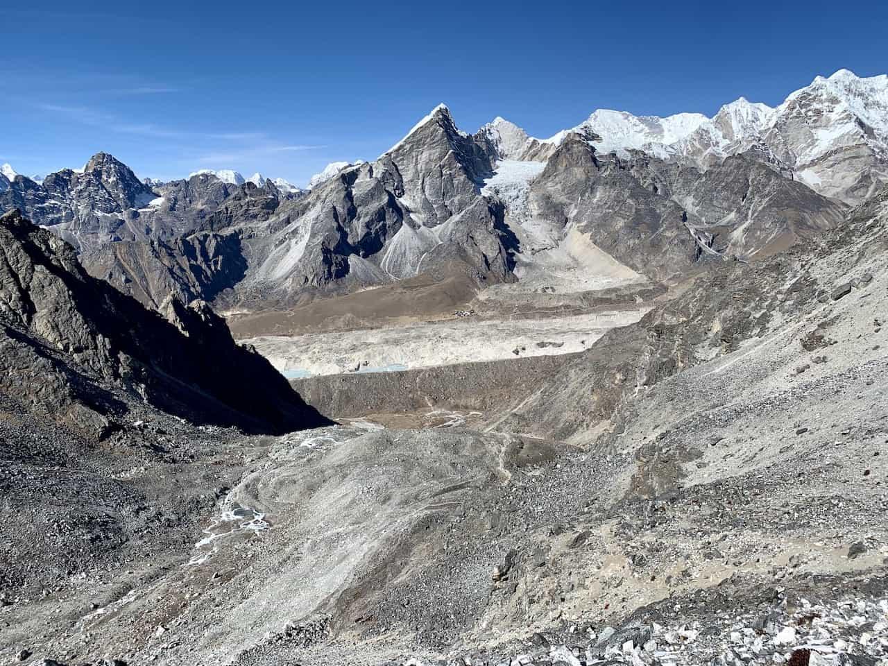 Kongma La Pass Downhill