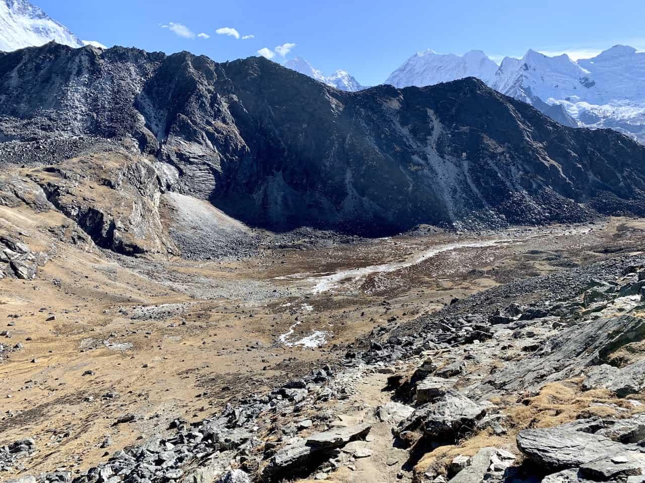 Kongma La Pass Elevation