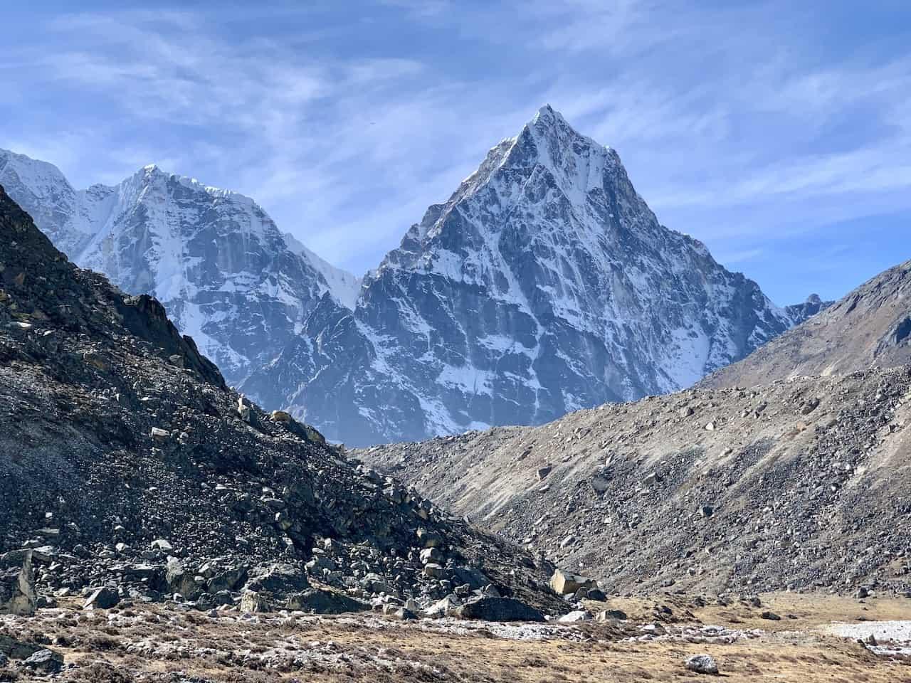 Kongma La Pass Mountain
