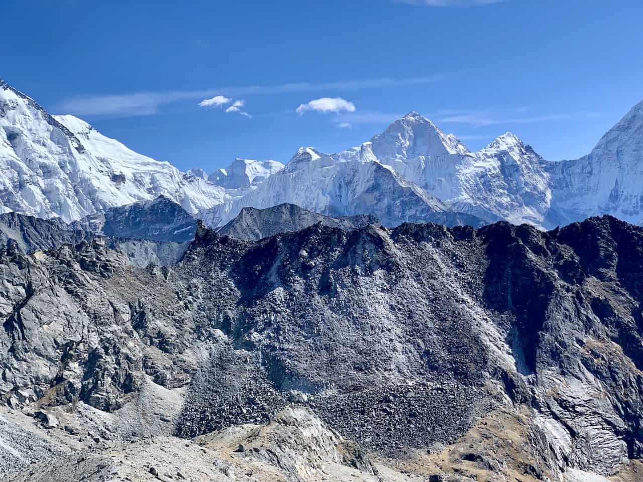 Sagarmatha National Park Everest Region