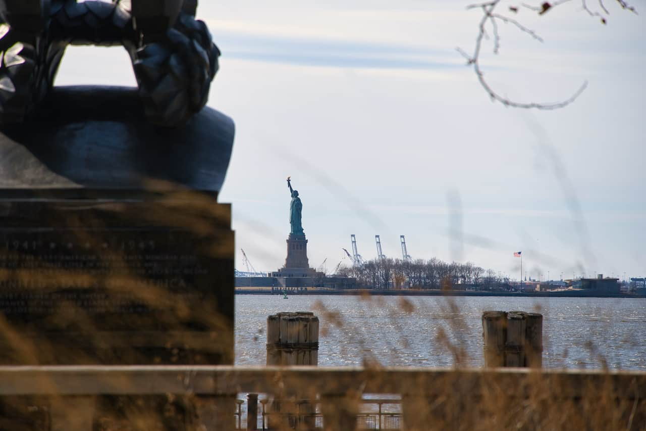 Best Statue of Liberty Viewpoint