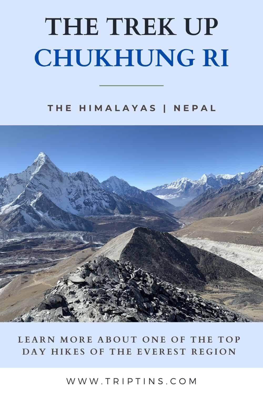 Chukhung Ri Trek Nepal