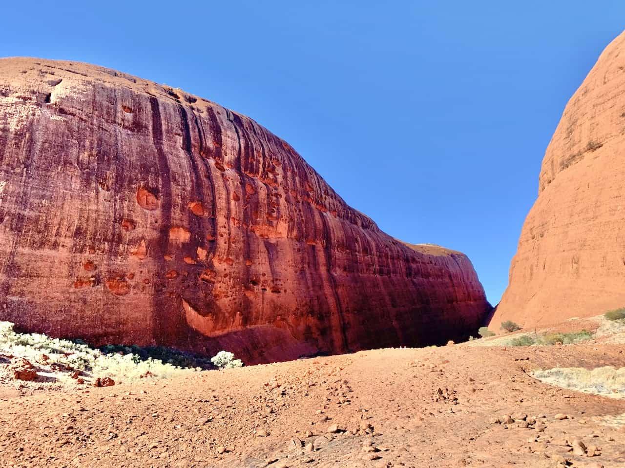 Kata Tjuta Rock Formations