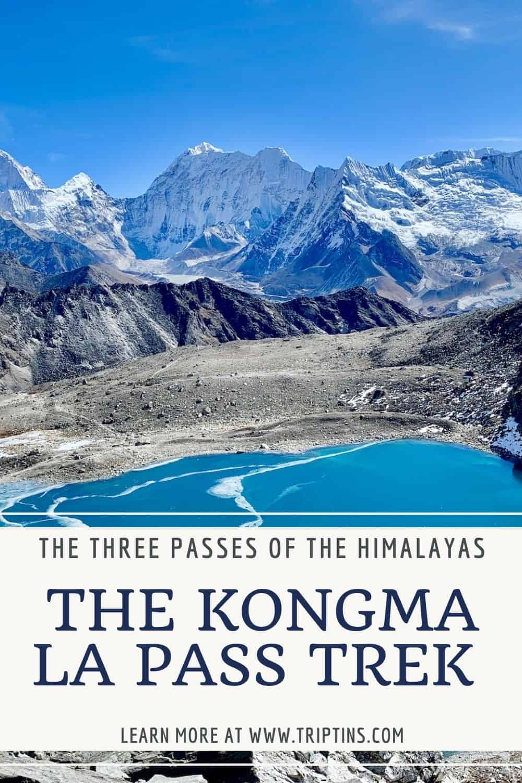 Kongma La Pass Trek Nepal