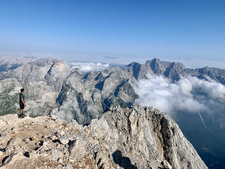 Mount Triglav Hike