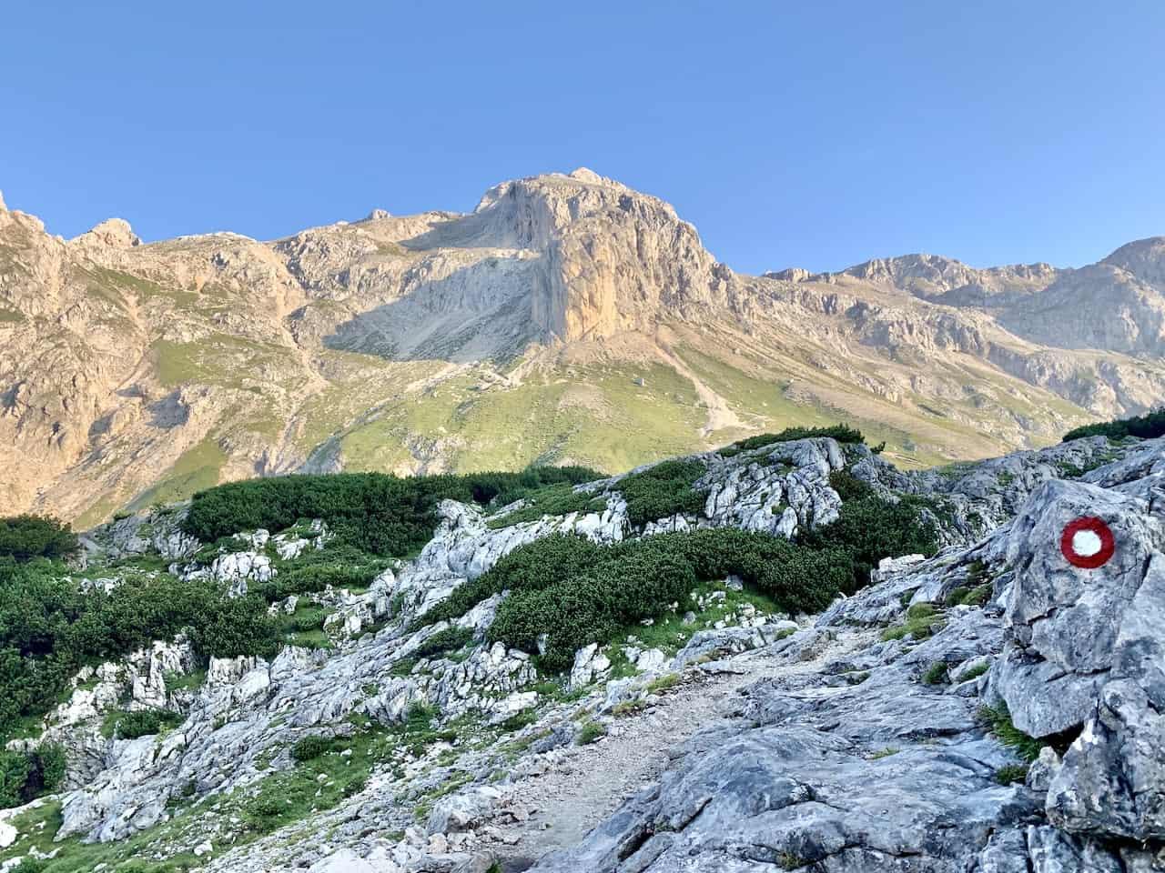 Mount Triglav Hiking Trail
