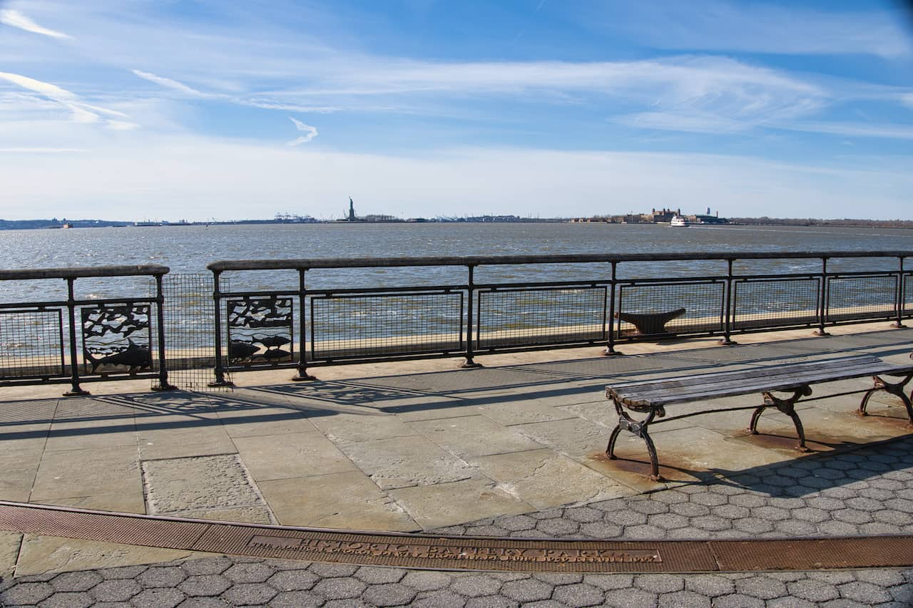 Statue of Liberty Viewpoint