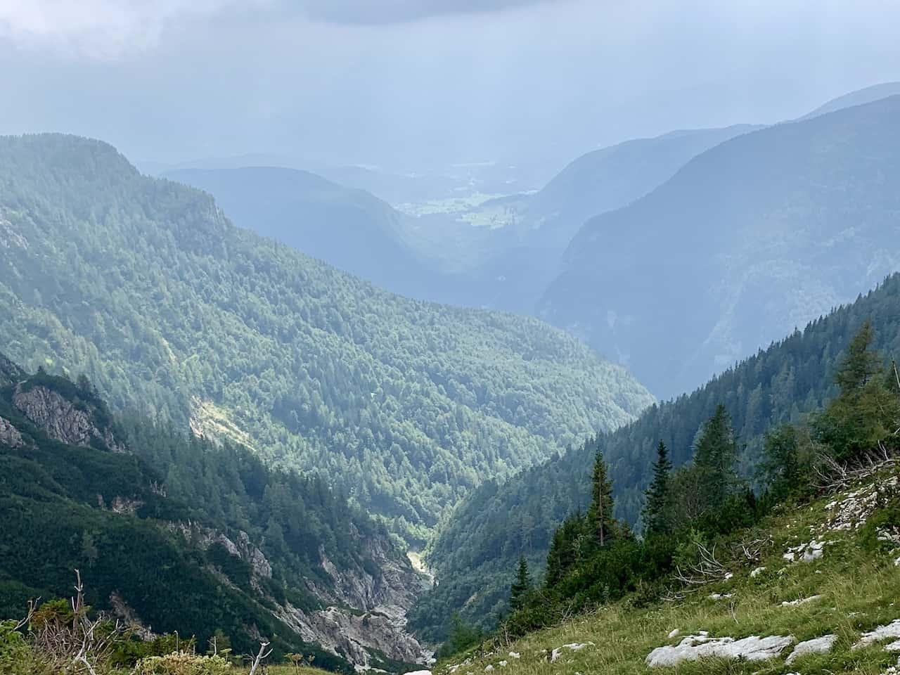 Studorski Preval Pass