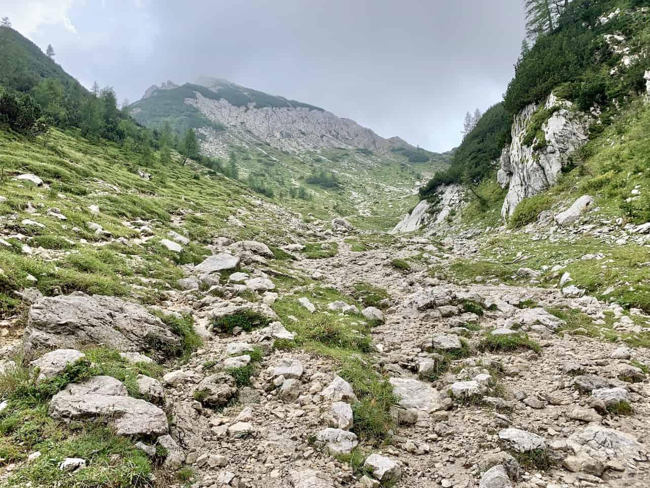 Triglav Terrain Rocks