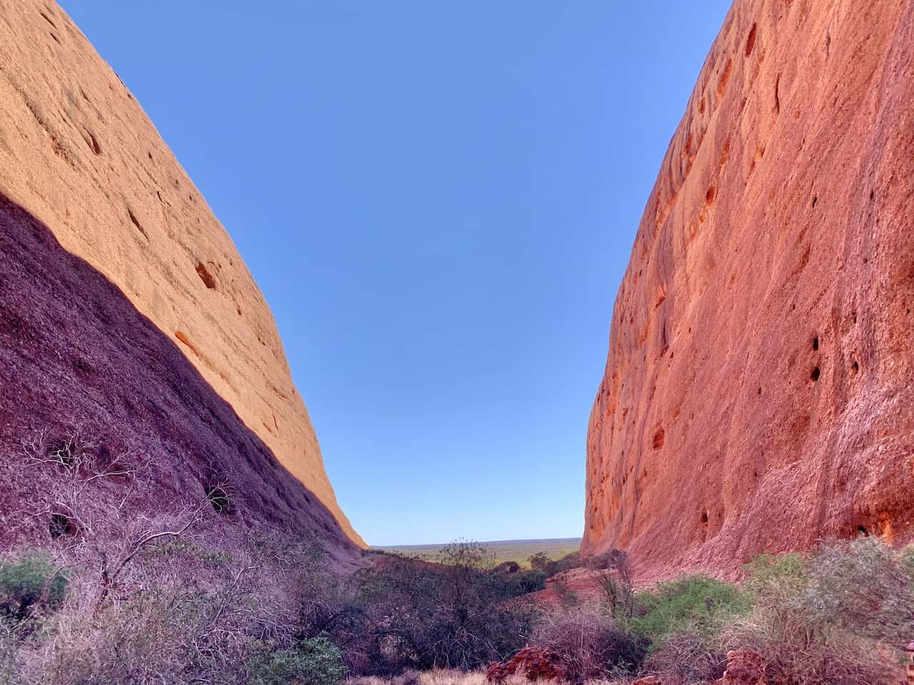 Walpa Gorge Australia