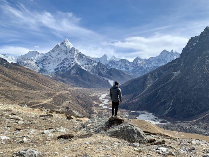 Gorak Shep to Lobuche to Dzongla | Nepal Three Passes
