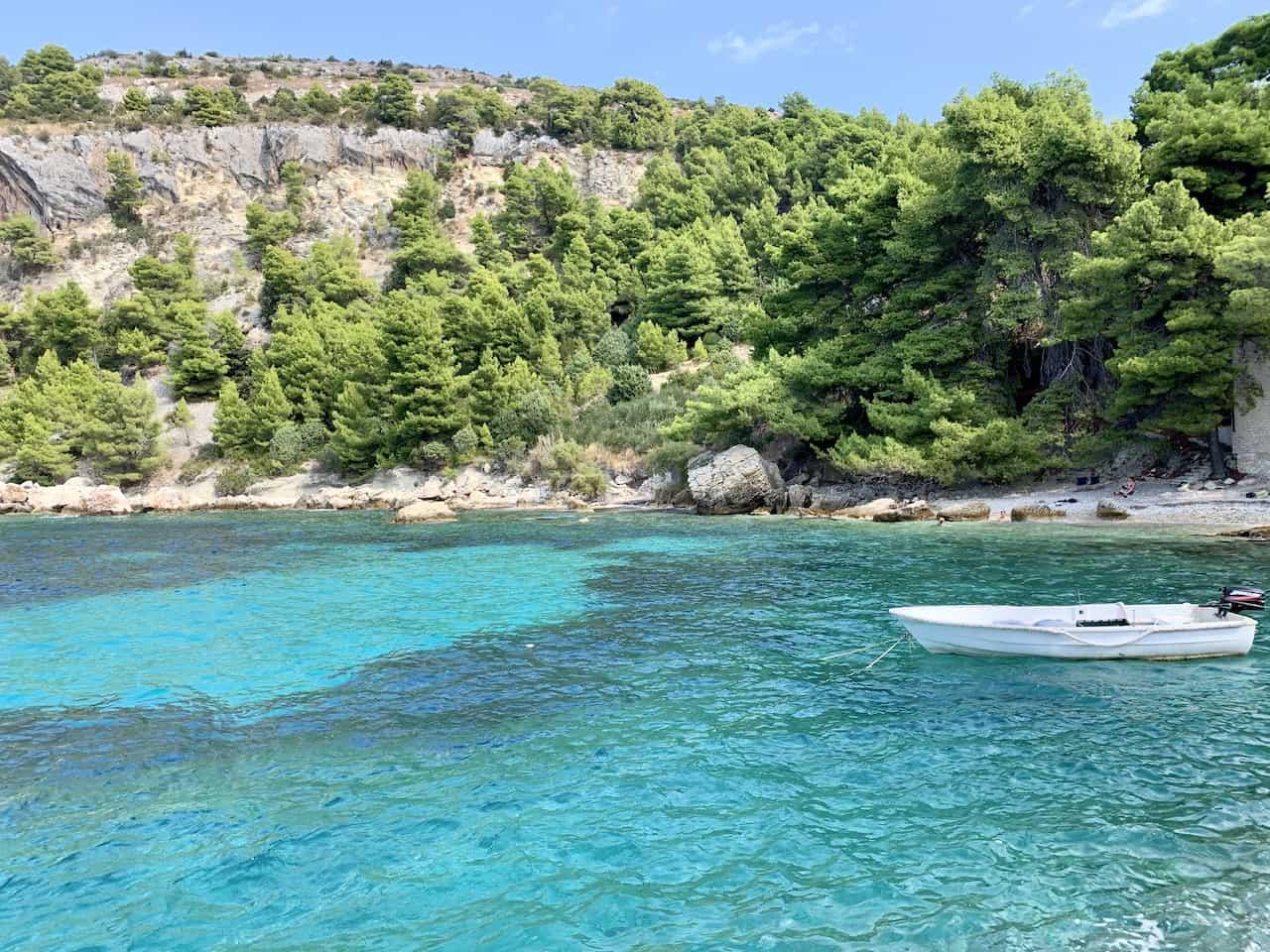 Malo Zarace Boat