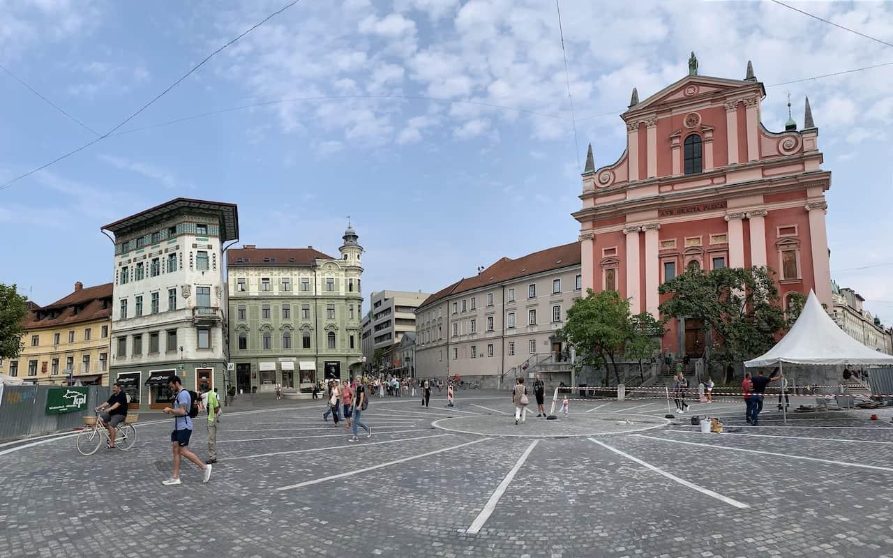 Preseren Square