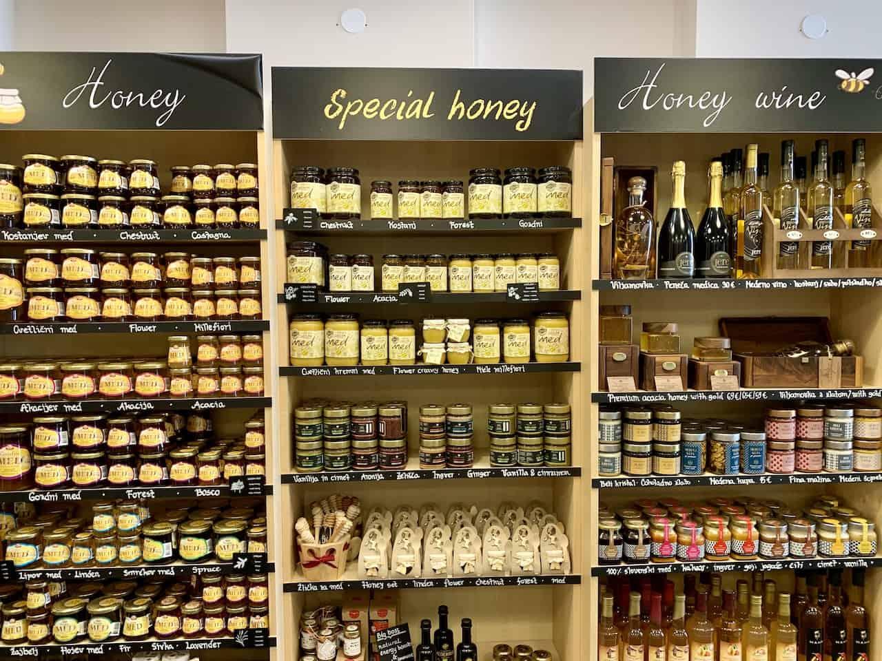 Slovenia Honey