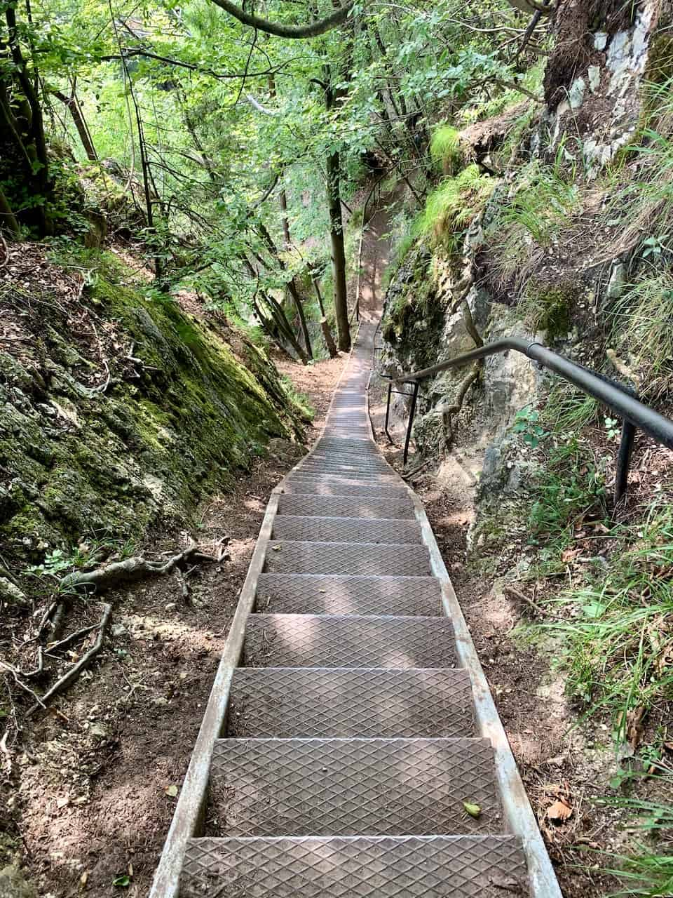 Staircase Bled Hike