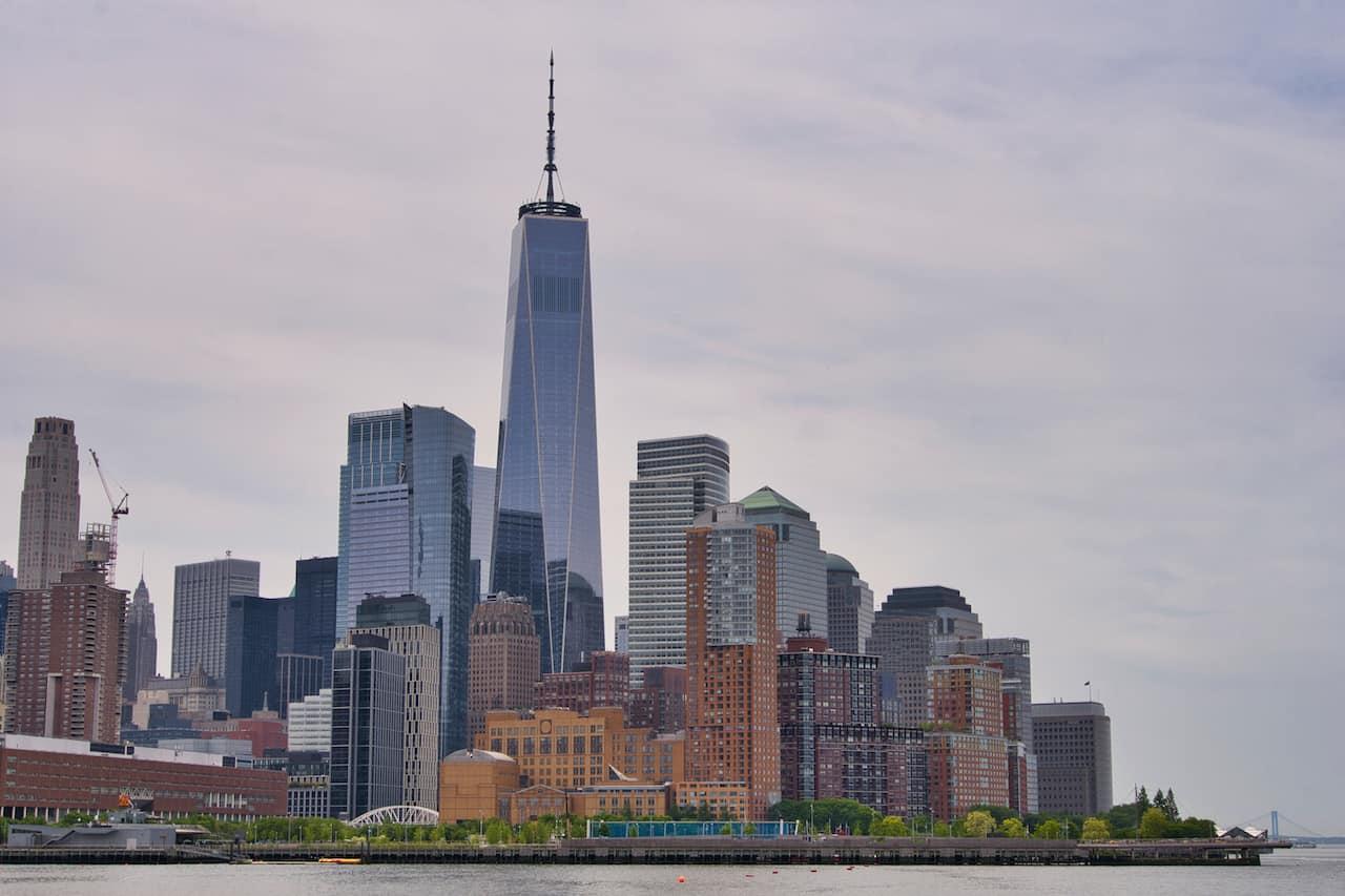 Battery Park City Hudson View