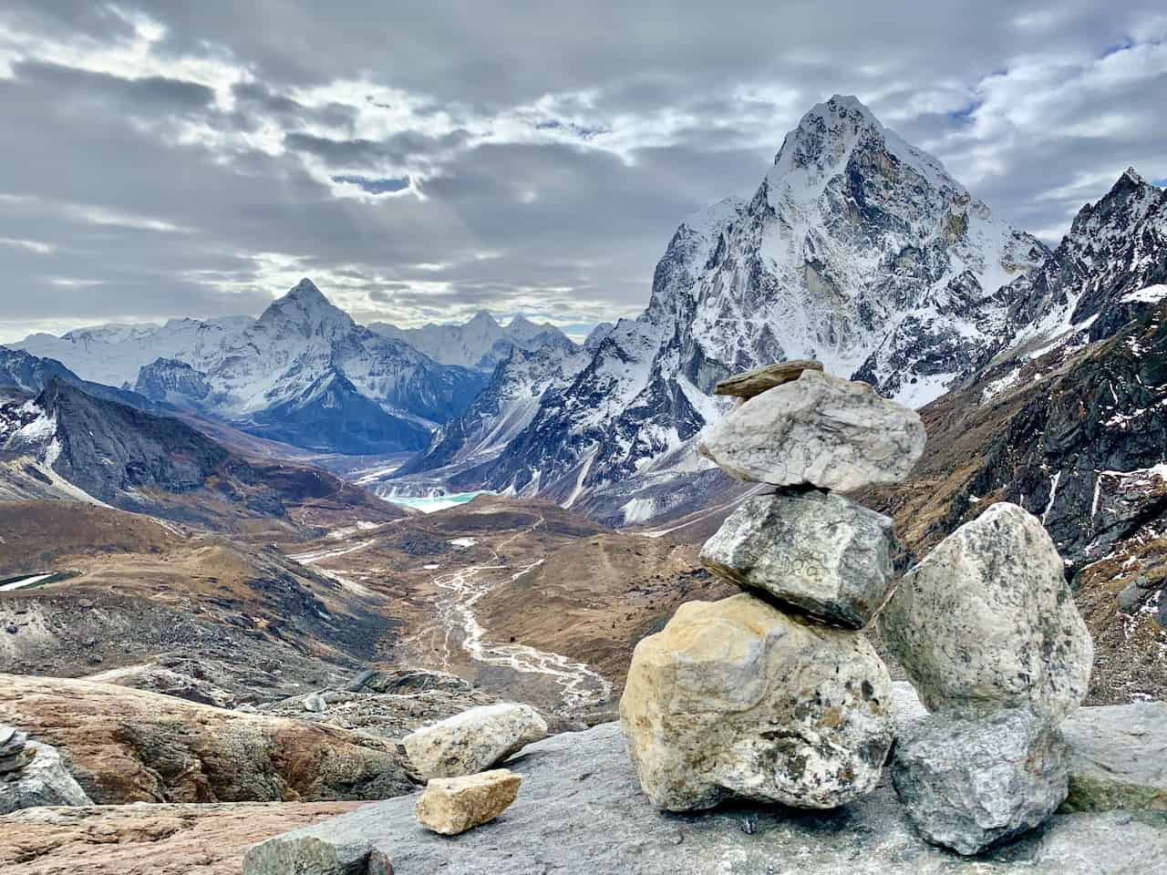 Cho La Himalayas