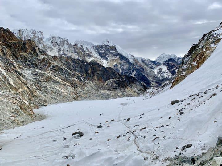 Trekking the Cho La Pass | Three Passes Trek
