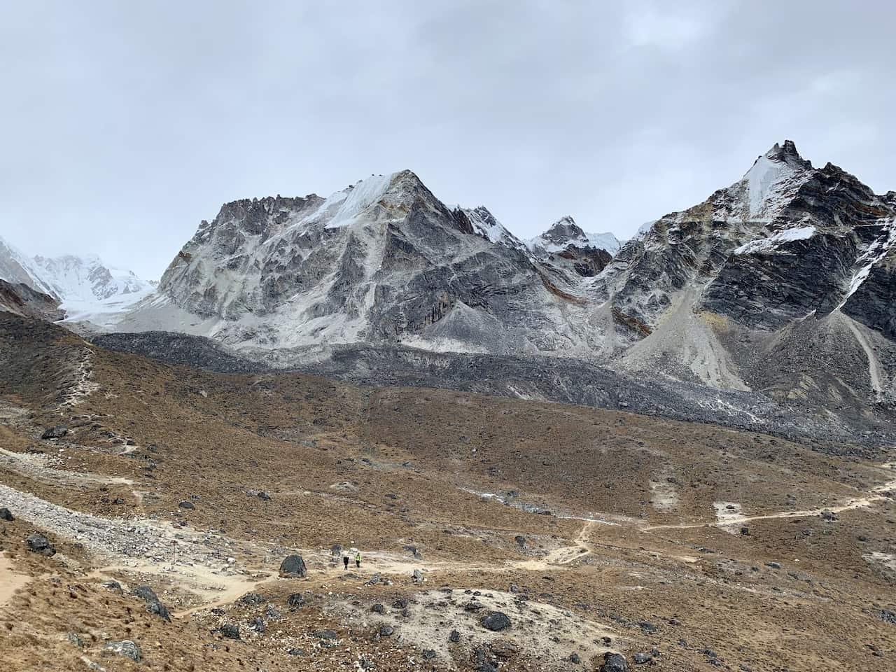 Cho La Pass Hiking